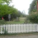 The Fleur Pub Garden