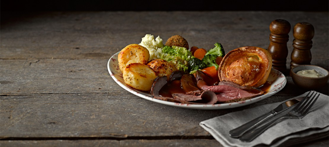 Chef Mark's, Delicious Sunday Roast